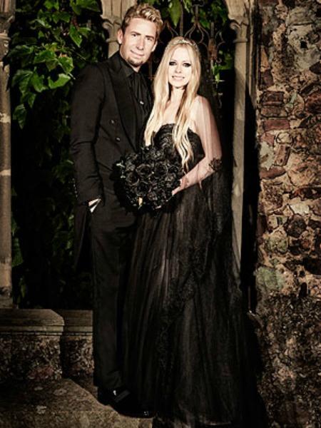 Chad Kroeger amp Avril Lavigne Split Announce Separation